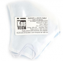 MASCARILLA LAVABLE KOS TECH